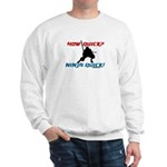 Ninja quick Sweatshirt