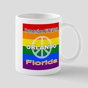 Remember 6/12/2016 Orlando, Florida Mug
