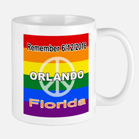 Remember 6/12/2016 Orlando, Florida Mug
