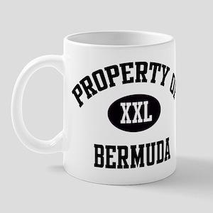Property of Bermuda Mug