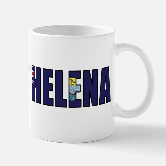 Saint Helena Mug