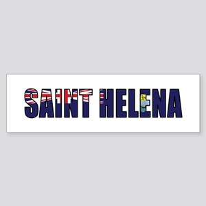 Saint Helena Sticker (Bumper)