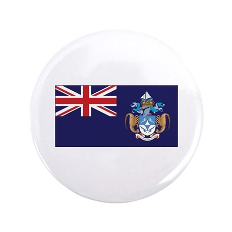 "Tristan Flag 3.5"" Button"