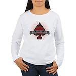 Ace fan Women's Long Sleeve T-Shirt