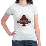 Ace fan Jr. Ringer T-Shirt