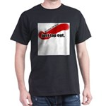 BJJ Just Tap Out Dark T-Shirt