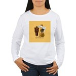 mrfiddlewear Women's Long Sleeve T-Shirt