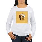 mrfiddlewear Women's Long Sleeve T-Shirt