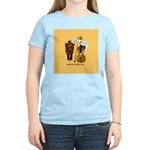 mrfiddlewear Women's Light T-Shirt