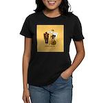 mrfiddlewear Women's Dark T-Shirt