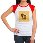 mrfiddlewear Women's Cap Sleeve T-Shirt