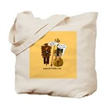 mrfiddlewear Tote Bag