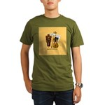 mrfiddlewear Organic Men's T-Shirt (dark)