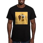 mrfiddlewear Men's Fitted T-Shirt (dark)