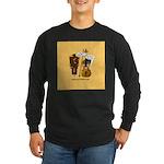 mrfiddlewear Long Sleeve Dark T-Shirt