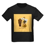 mrfiddlewear Kids Dark T-Shirt