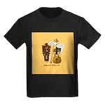 mrfiddlewear Kids Dark T-Shirt