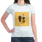 mrfiddlewear Jr. Ringer T-Shirt