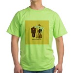 mrfiddlewear Green T-Shirt