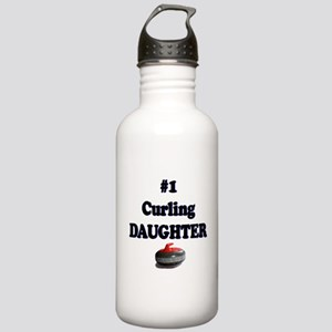 #1 Curling Daughter Stainless Water Bottle 1.0L