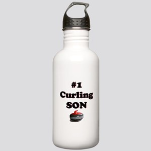 #1 Curling Son Stainless Water Bottle 1.0L