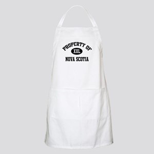 Property of Nova Scotia BBQ Apron