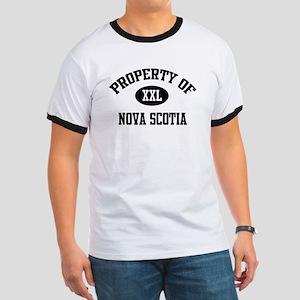 Property of Nova Scotia Ringer T