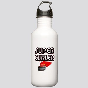 Super Curler Stainless Water Bottle 1.0L