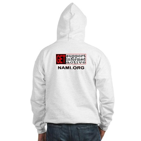Help for Mental Health Hooded Sweatshirt