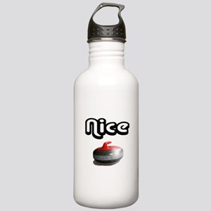Nice Rock Stainless Water Bottle 1.0L