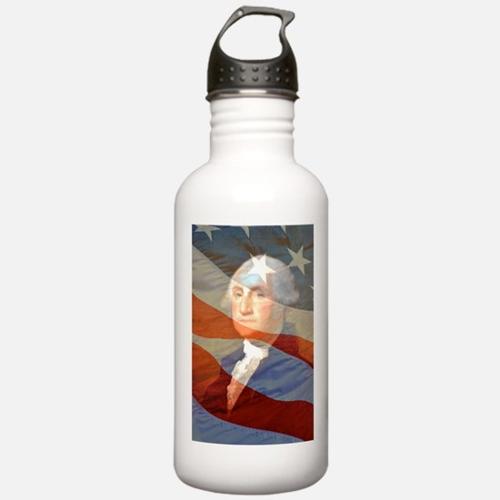 Life, liberty and the.... Water Bottle