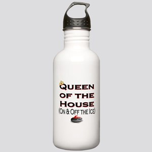 Queen of the House Stainless Water Bottle 1.0L