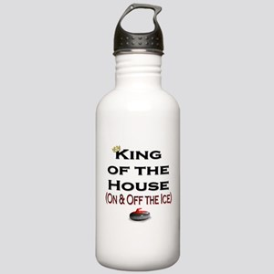 King of the House2 Stainless Water Bottle 1.0L