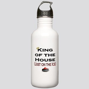 King of the House Stainless Water Bottle 1.0L