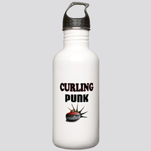 Curling Punk Stainless Water Bottle 1.0L