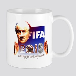 World Cup 2018 Rusky Rouble Mug