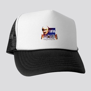 World Cup 2018 Rusky Rouble Trucker Hat
