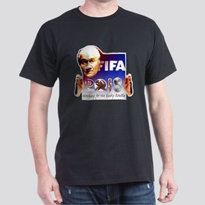 World Cup 2018 Rusky Rouble Dark T-Shirt