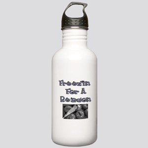Freezin for a Reason Stainless Water Bottle 1.0L