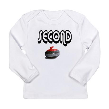 Second Long Sleeve Infant T-Shirt