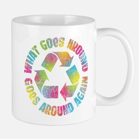 What Goes Around Mug