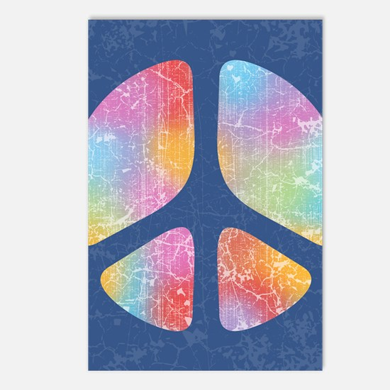 Cut-Out Peace IV Postcards (Package of 8)