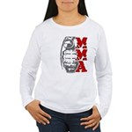 MMA Grenade Women's Long Sleeve T-Shirt