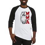 MMA Grenade Baseball Jersey