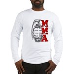 MMA Grenade Long Sleeve T-Shirt