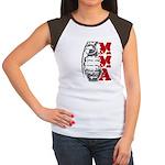 MMA Grenade Women's Cap Sleeve T-Shirt