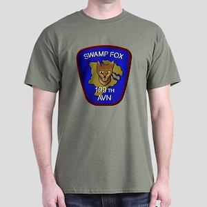 199th Swamp Fox Dark T-Shirt