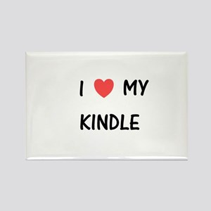 Kindle Rectangle Magnet
