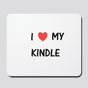 Kindle Mousepad