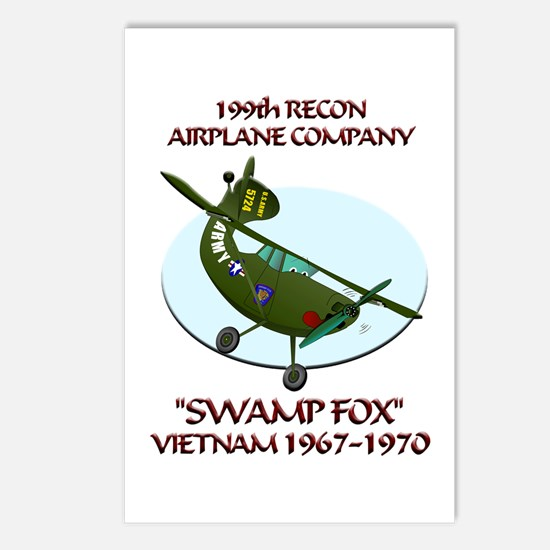 199th RAC Postcards (Package of 8)